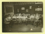 Immigrant Kindergarten Class, Indianapolis, Indiana