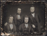 Members of the class of 1852